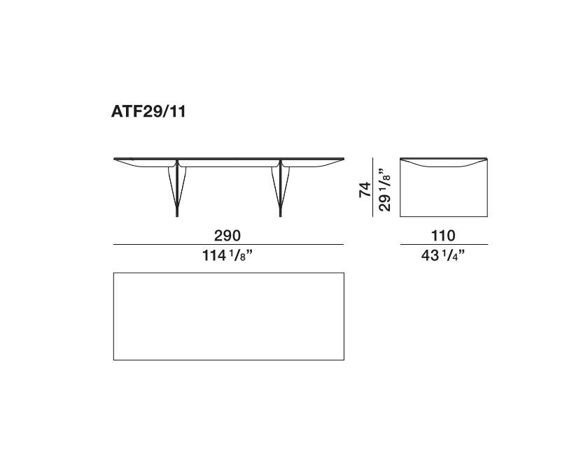 Ava-Table - ATF29-11