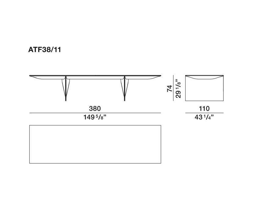 Ava-Table - ATF38-11
