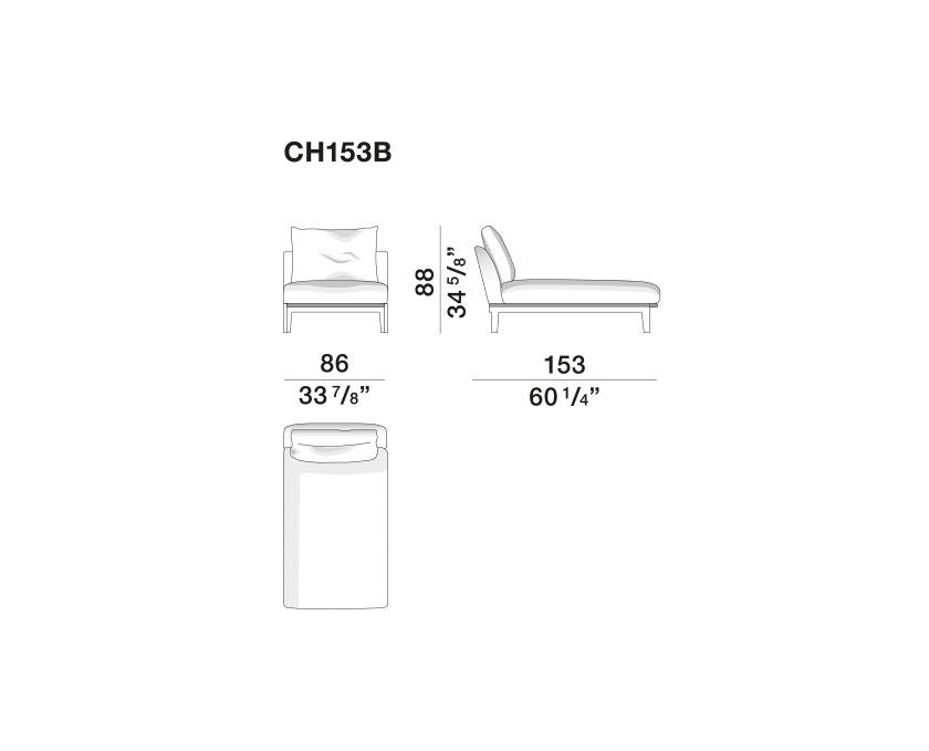 Chelsea-sofas - CH153B