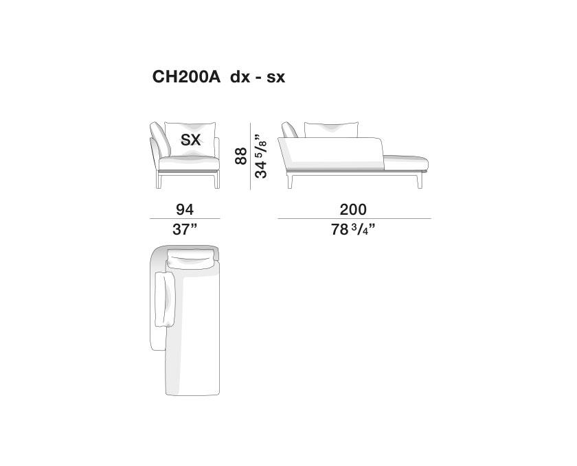 Chelsea-sofas - CH200A-dx-sx
