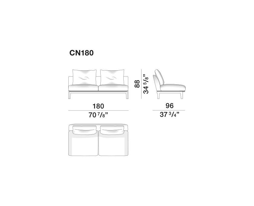 Chelsea-sofas - CN180