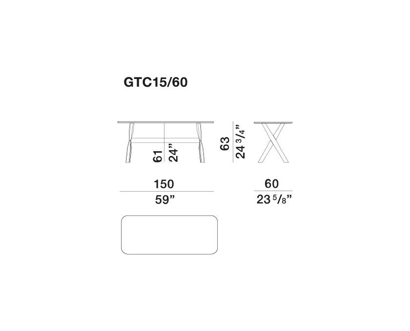 Gatwick - GTC15-60
