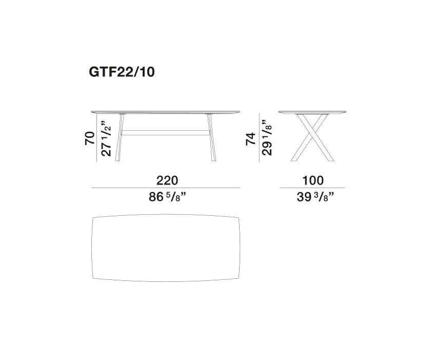Gatwick - GTF22-10