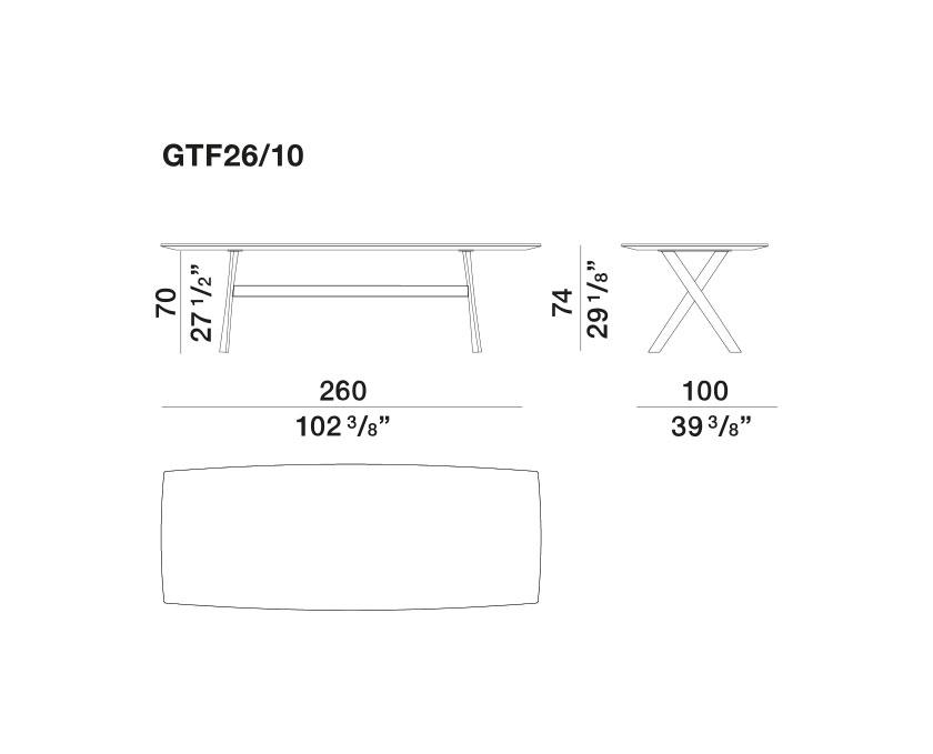 Gatwick - GTF26-10