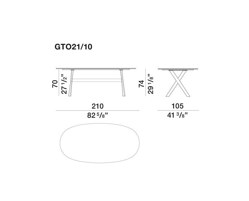 Gatwick - GTO21-10