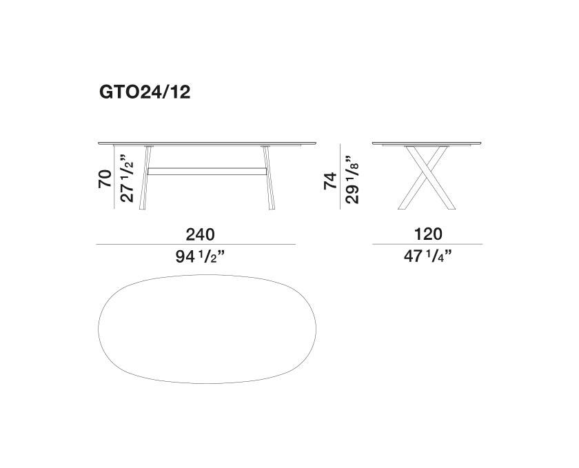 Gatwick - GTO24-12