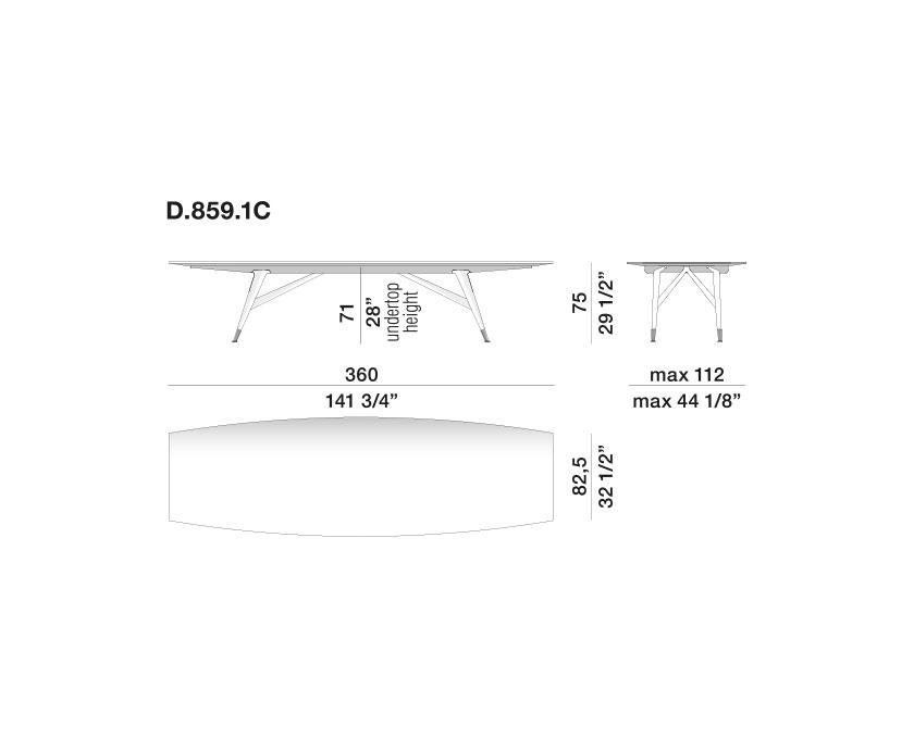 Gio-Ponti - D859-1C