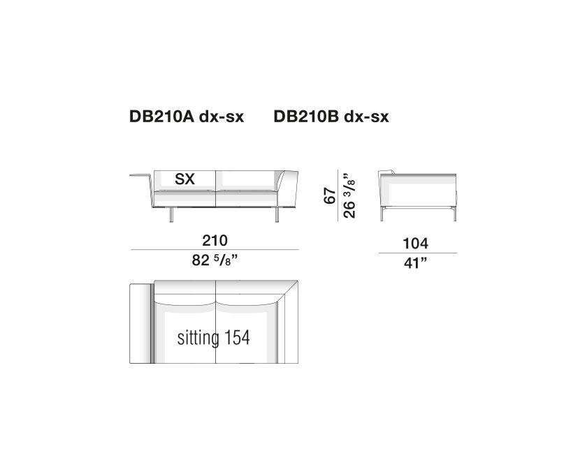 Gregor - DB210A-dx-sx-DB210B-dx-sx