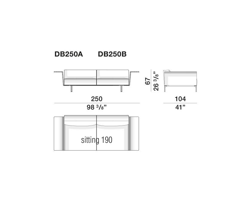 Gregor - DB250A-DB250B