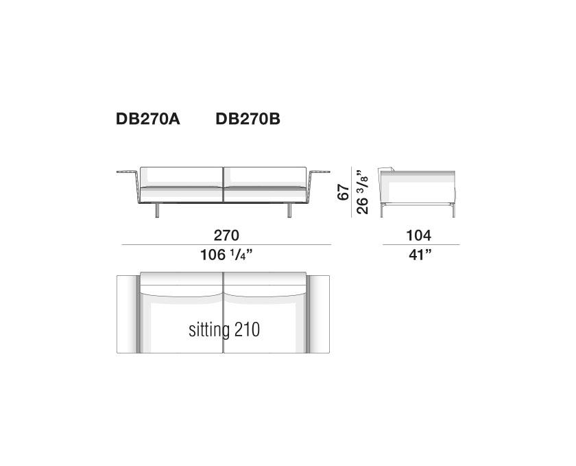 Gregor - DB270A-DB270B