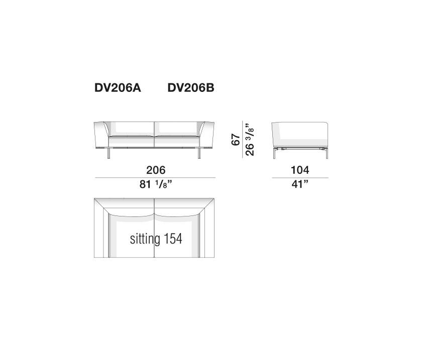 Gregor - DV206A-DV206B