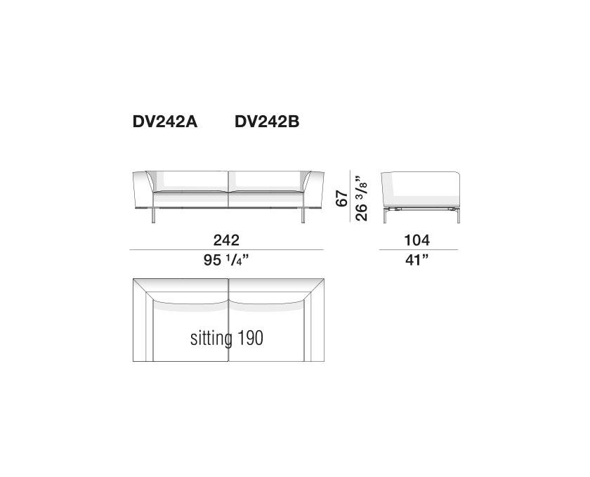 Gregor - DV242A-DV242B