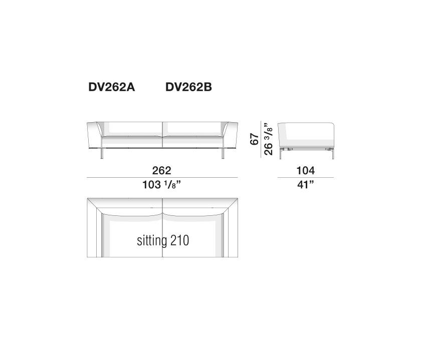 Gregor - DV262A-DV262B