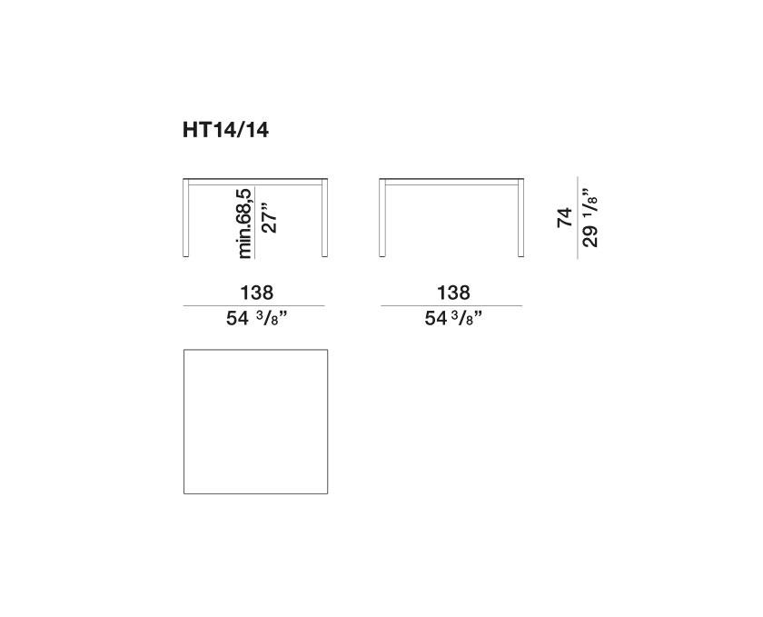 Half-a-Square - HT14-14