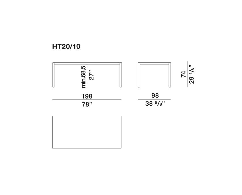 Half-a-Square - HT20-10