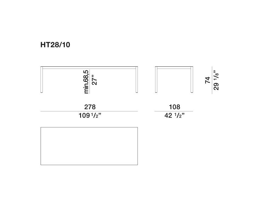 Half-a-Square - HT28-10