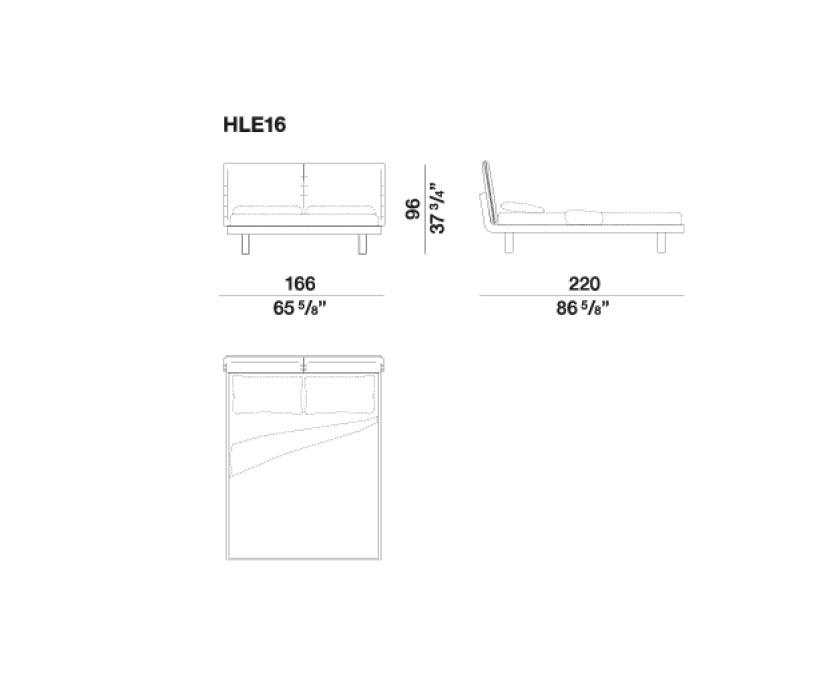 Honey - HLE16