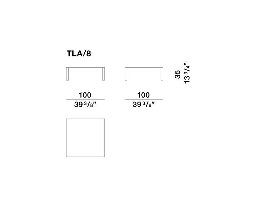 LessLess - TLA-8