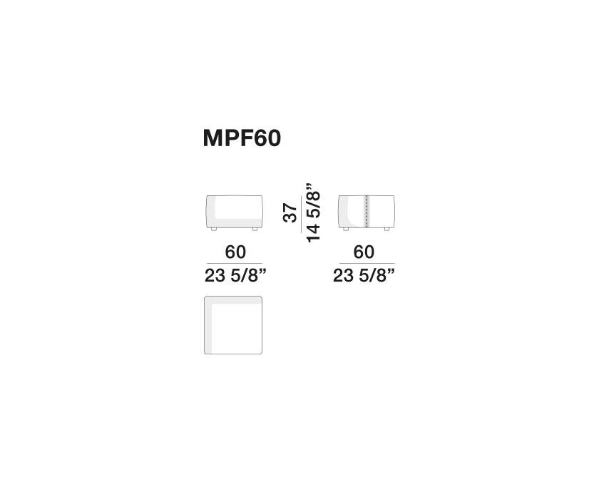 Mandrague - MPF60