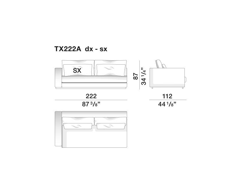 ReversiXL - TX222A-dx-sx