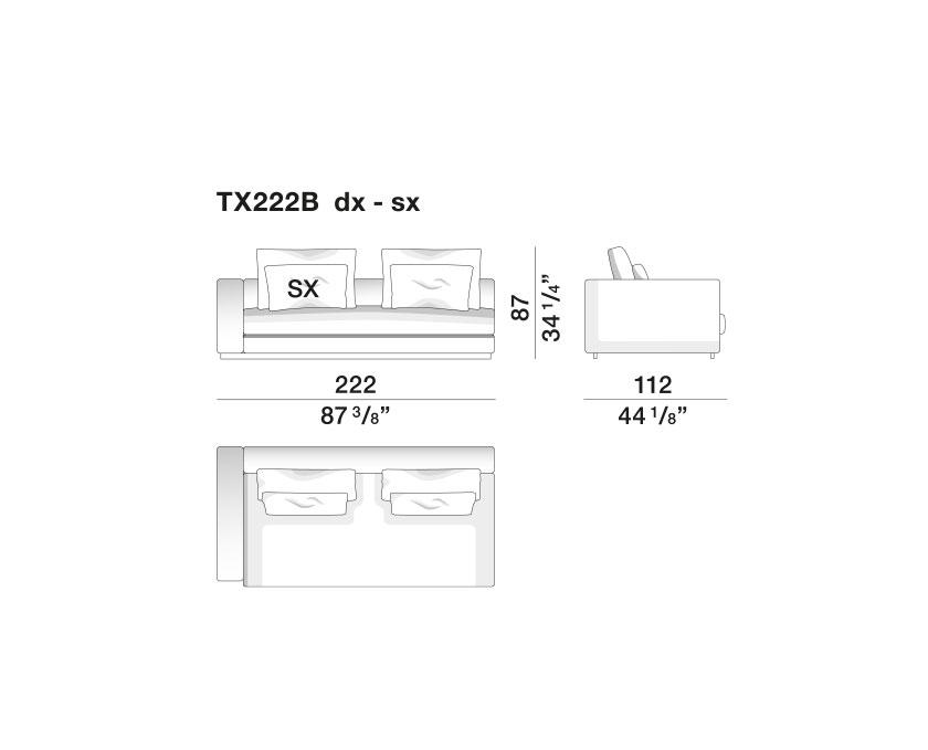 ReversiXL - TX222B-dx-sx
