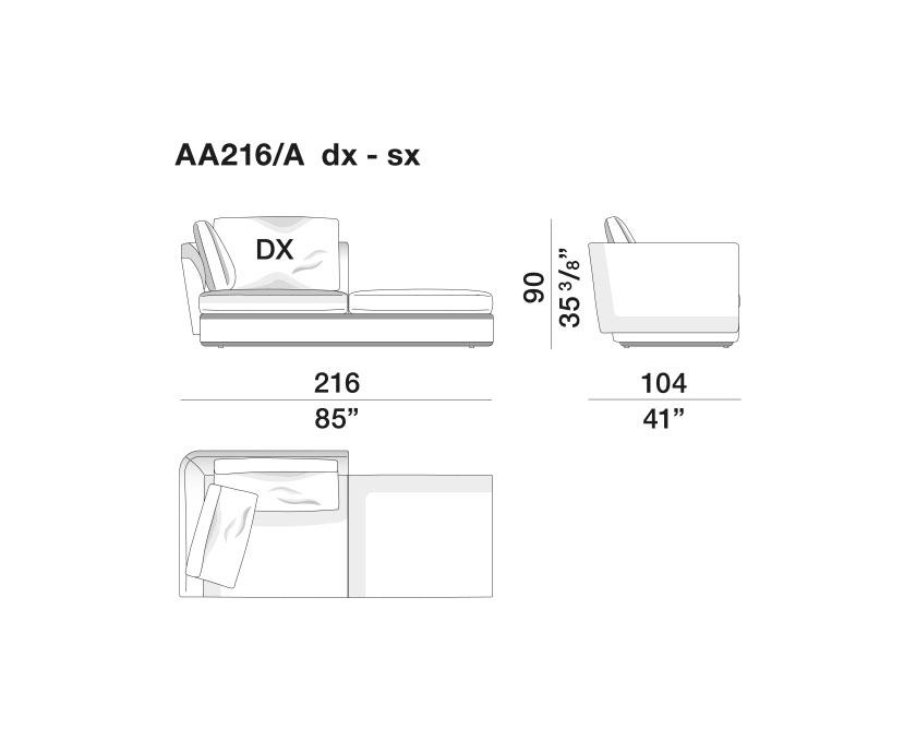 Sloane - AA216-A-dx-sx