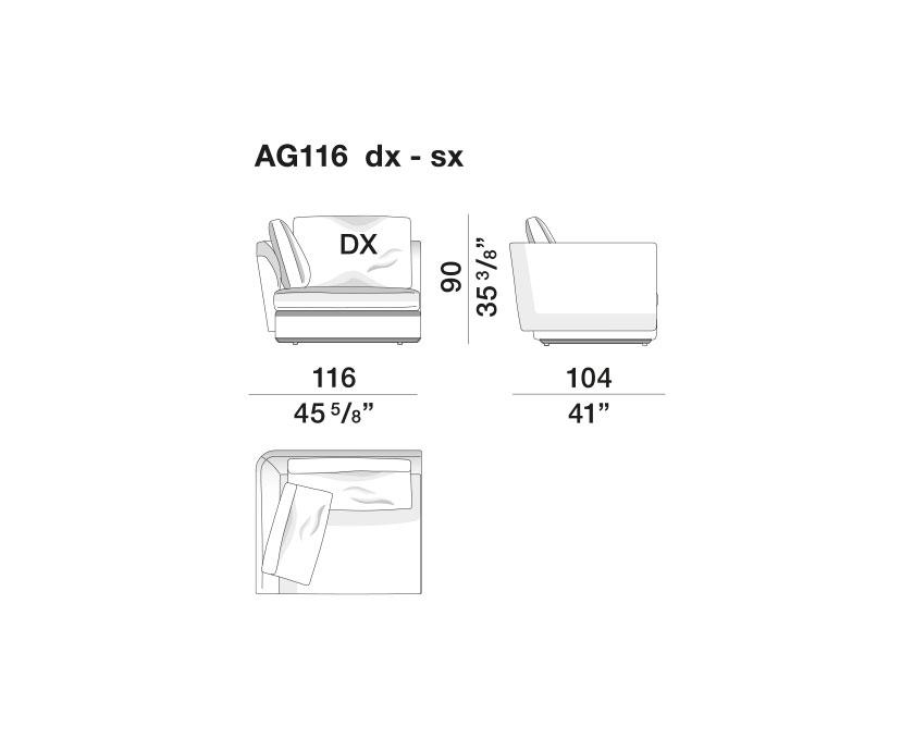 Sloane - AG116-dx-sx