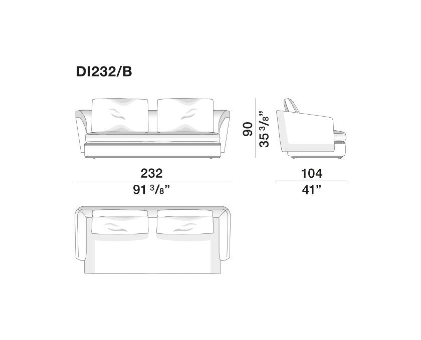 Sloane - DI232-B