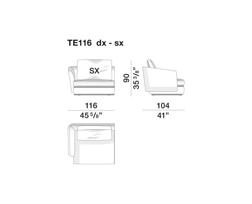 Sloane - TE116-dx-sx