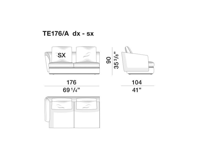 Sloane - TE176-A-dx-sx