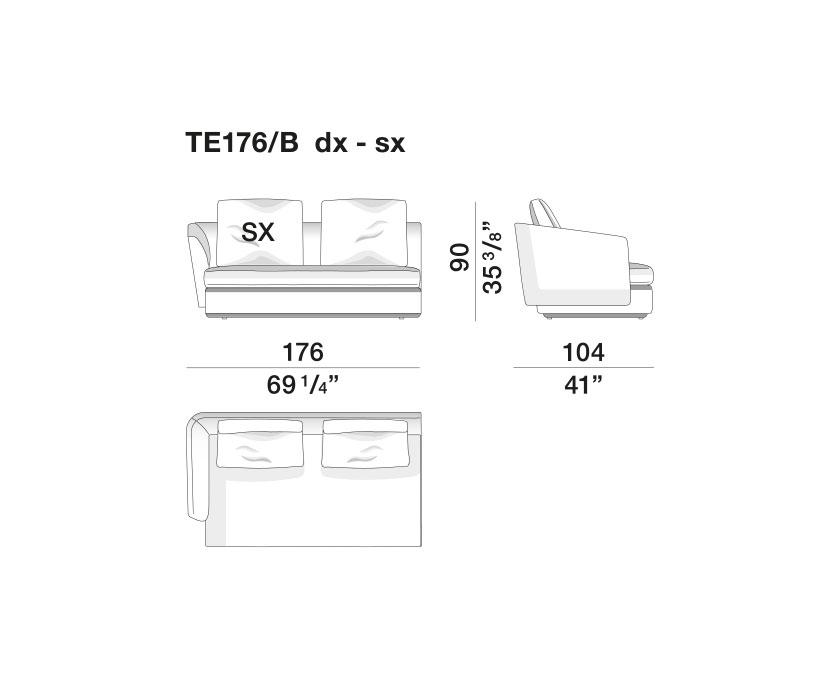 Sloane - TE176-B-dx-sx