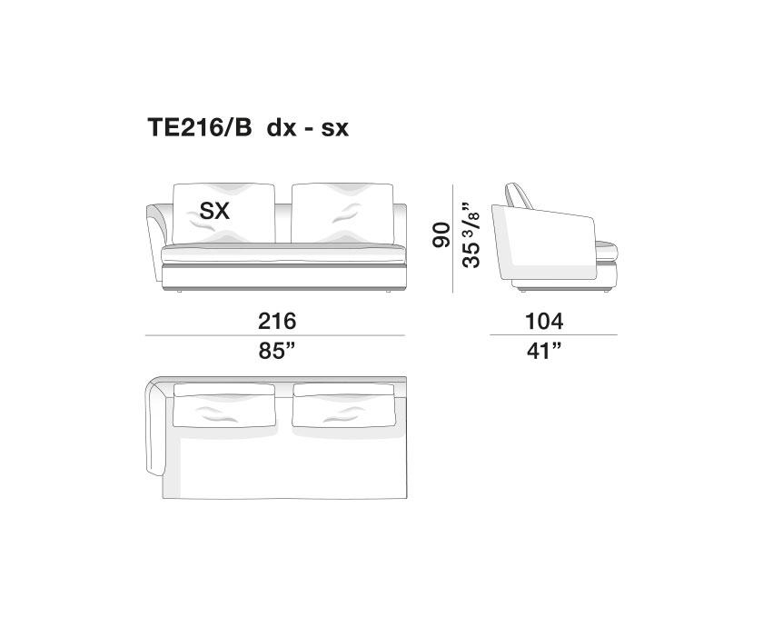 Sloane - TE216-B-dx-sx