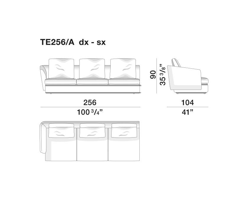 Sloane - TE256-A-dx-sx