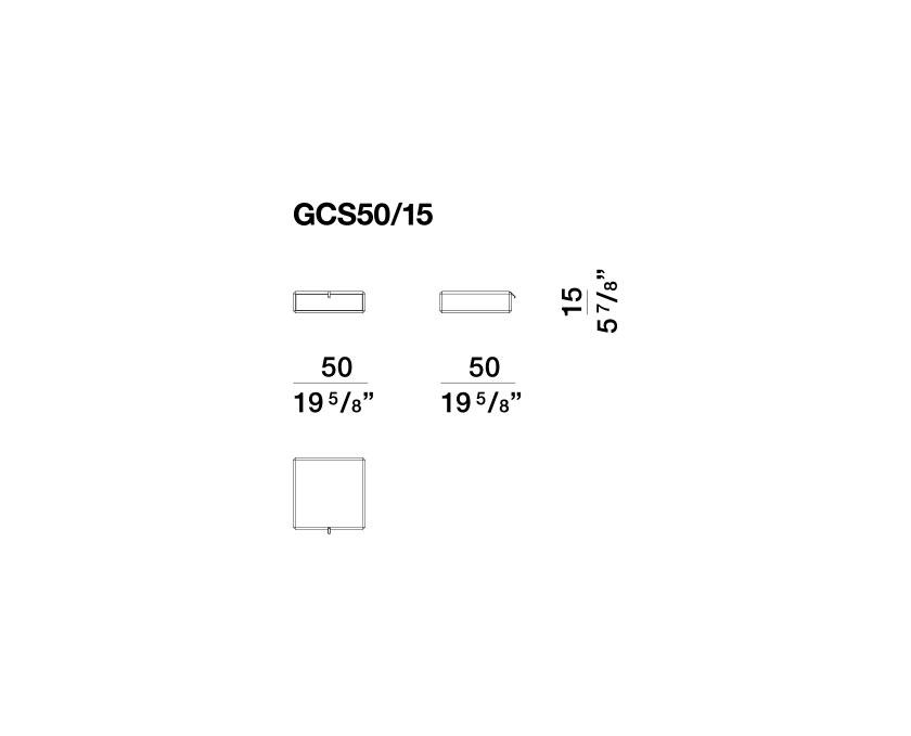 Teorema - GCS50-15