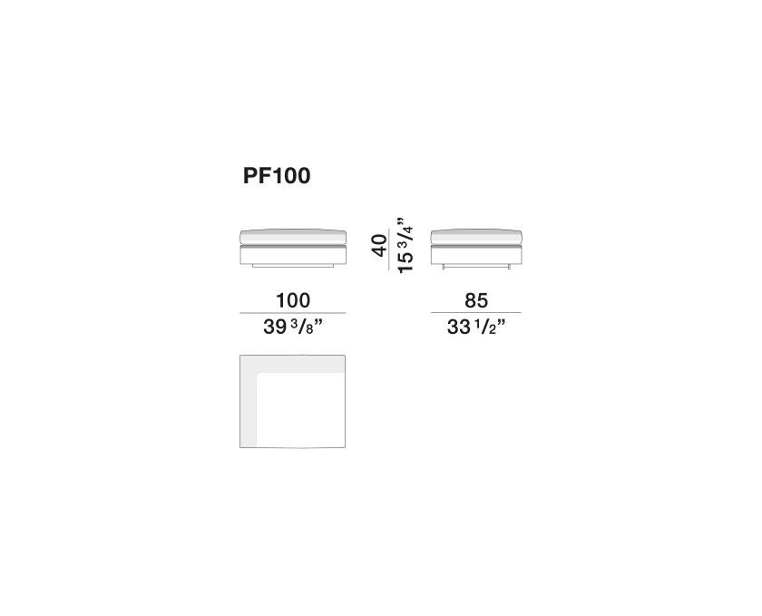 Turner - PF100