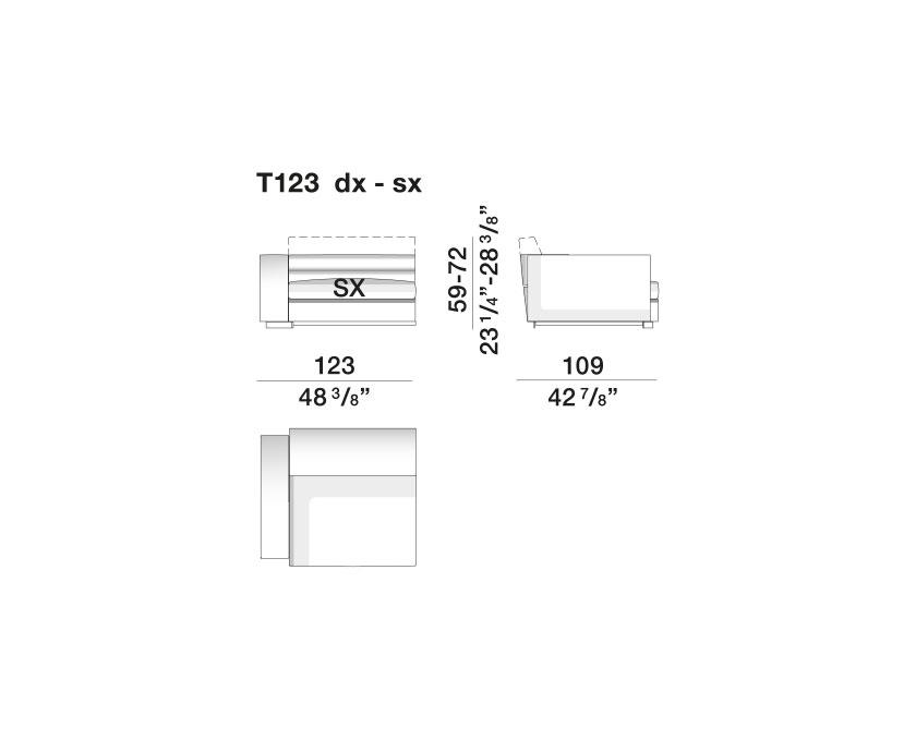 Turner - T123-dx-sx