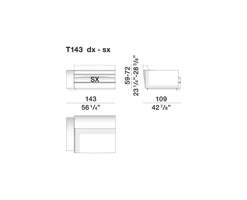 Turner - T143-dx-sx